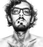 Chuck Close Big self-portrait (Photo Imitation) by Absolutharro