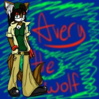 Avery the wolf -new+old look- by SonicAdoptibles101
