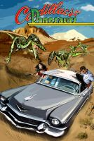 Cadillacs and Dinosaurs by daviaugusto