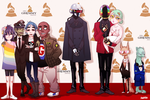 the grammys by andrableargh