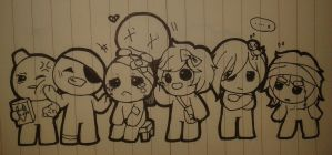 Don't cry isaac! by TWISCOOL
