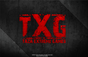 TAZA EXTREME GAMES by Aminebjd