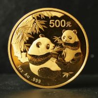 pure gold panda 1oz by hhh316