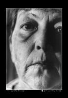 Mother's Stare by jimloomis