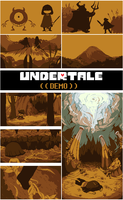 Undertale DEMO by Tuyoki