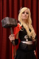 Lady Thor III by RAWRenu