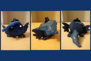 MLP Luna Plush by Raxyl