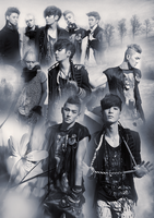 NUEST by xSnookix