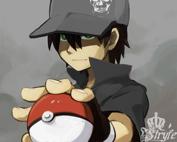 Me as a Pokemon Trainer by KingStryfe