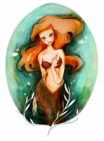 The Little Mermaid by MadEye01