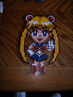 The one named Sailor Moon by gaiarage