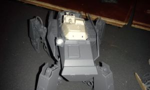 Dust Axis Walker Conversion A by peacekeeperb