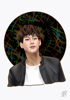 Jooheon by ImmortalBerry