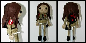 Ghostbuster Amigurumi by oywiththeplushies