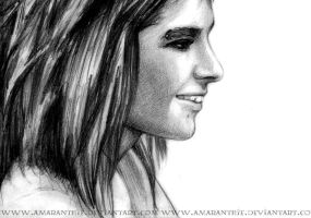 Bill Kaulitz by Amaranthie