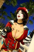 Mad Moxxi - Give me a kiss, Sugar by HoodedWoman