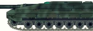 Vehicles: BM-2 TD by purpledragon104