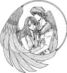 Squall and Rinoa in love by sillyseaspirit