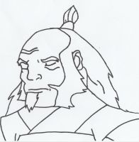 Uncle Iroh from avatar the last Airbender by xsoulhunter97