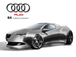Audi S4 Turcev Concept by Adry53