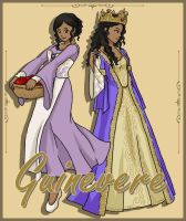 Guinevere by Xinjay