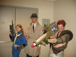 Fallout 3 Cosplay Awesomeness by ZestyPizza