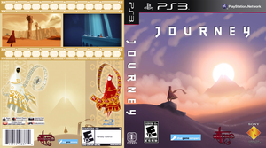 Journey, for PS3 by FoeTwin