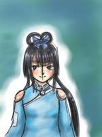 Luo Tianyi by Dream-tyan
