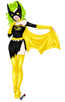 Gee Willigers Batman by MachineMistress