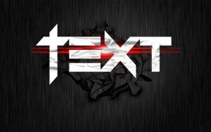 Text Wallpaper 1 by Text-xi