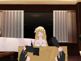3DCG:Tickle Time For Tai by TickleMaster187