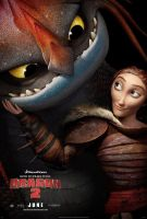 Valka Poster by trollinlikeabitchtit