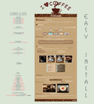 Coffee Addict Journal Vol.2  - Easy.Install by poserfan