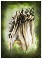 King Thranduil by jankolas