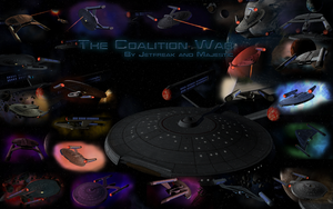 Coalition War Collage by Majestic-MSFC