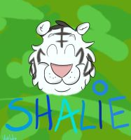 Shalie Badge by valdo-wolf