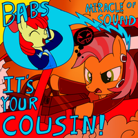 Babs! It's Your Cousin! by MattX16