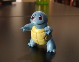 Squirtle by Bobbeyjazz