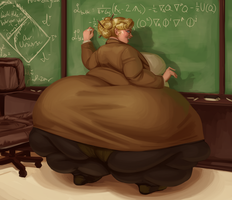 Buns of Science by 0pik-0ort