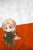 Hetalia iWallpapers - Poland by Dreamweaver38