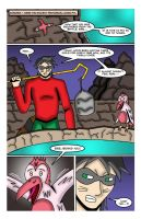 Universe's End Page 1 by mja42x