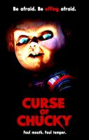 The Curse Of Chucky (Official) Teaser Poster by ZsoltyN
