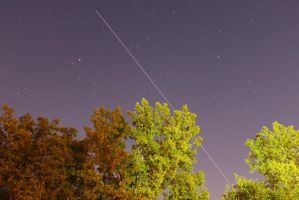 ISS Flyover 110629 by chris-stahl