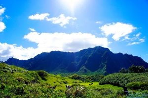 Hawaiian Farm Lands by JKase911