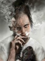 Smoking is Never Sexy -   The Make Ugly Contest by DavidLau82