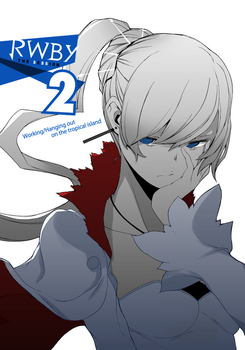 RWBY the Session Promotional Countdown 2 Colored by ChibiKun15