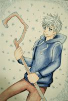 Jack Frost by kurobas