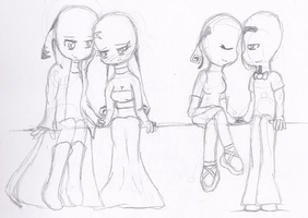 Couples :: D'aww by DuckehLuff