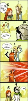 Arrancar Antics - top 10 by oneoftwo