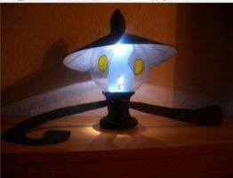 Glowing Lampent